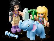 41421 Le sauvetage du bébé éléphant 3