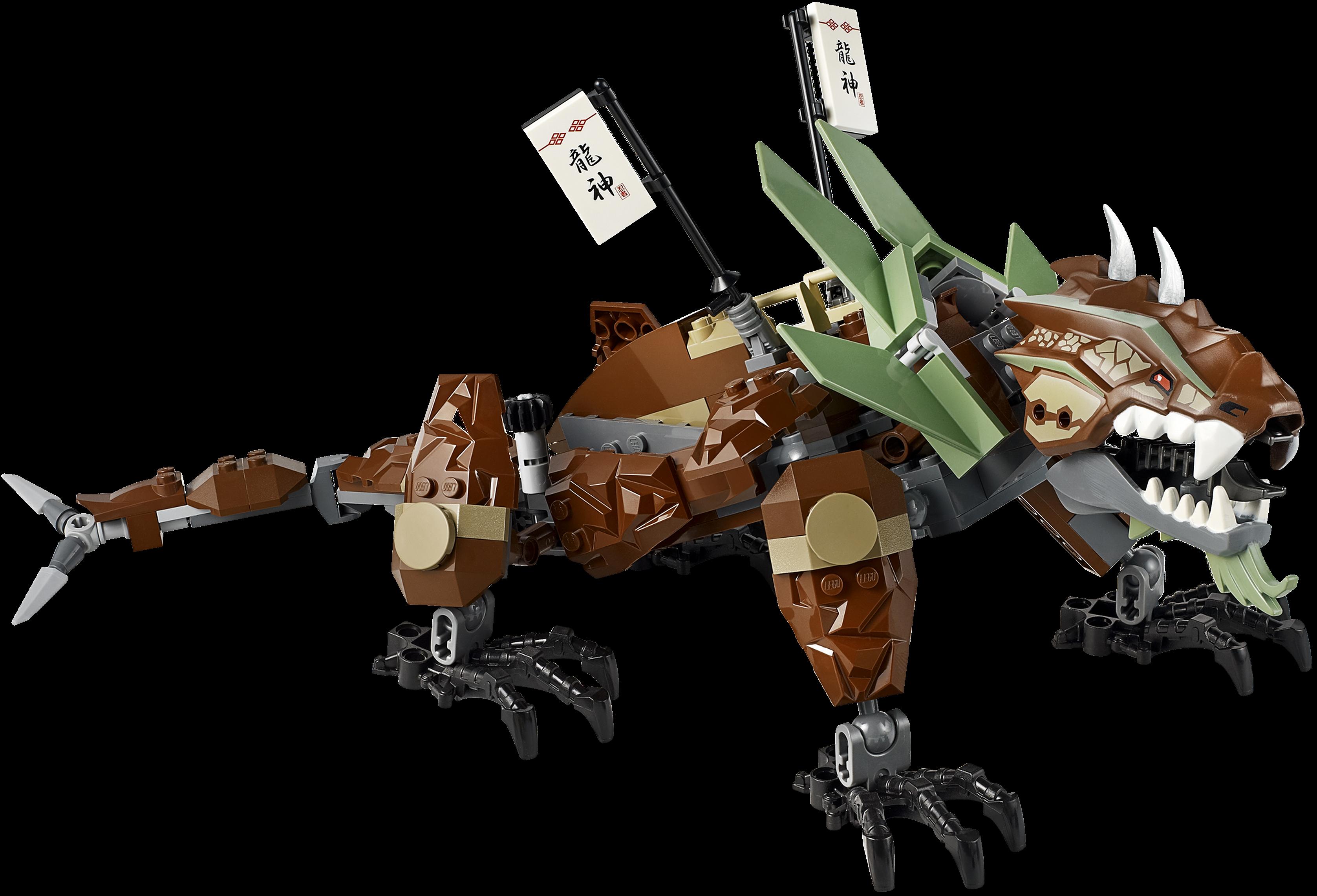 Ninjago Dragons (Disambiguation)