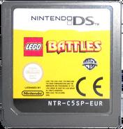 LEGO Battles game card