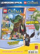 LEGO Chima 2 Encart