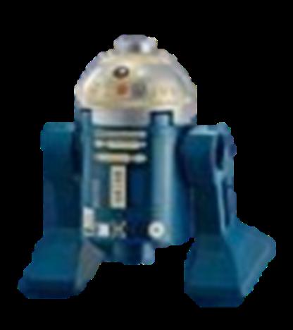Dark Blue Astromech Droid