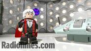 Lego Jon Pertwee's Tardis