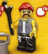 Series 10-16 Motorcycle Mechanic