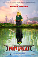The LEGO Ninjago Movie Poster 1