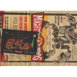 BTBA BIONICLE: The Bohrok Awake - McDonald's Card Pack w/Mighty Kids Meal Bag