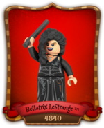 Carte Bellatrix Lestrange-4840