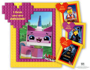 THE LEGO Movie I think your are awesome