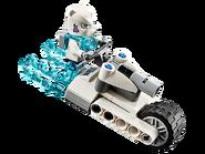 70223 Le robot Ours des glaces 3
