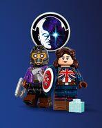 71031 Minifigures Série Marvel Studios 9