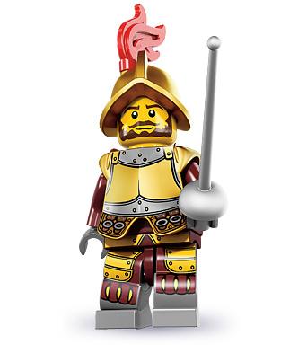 Conquistador (Minifigures)