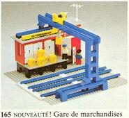 165-Cargo Station