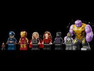 76192 Le combat final d'Avengers Endgame 7