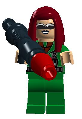Alexandrija (Enemy Soldier)