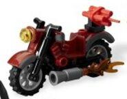 Rodney's Motorcycle