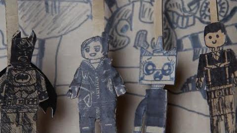 The LEGO Movie - Sweded Trailer Winner (Ryan Riffle)