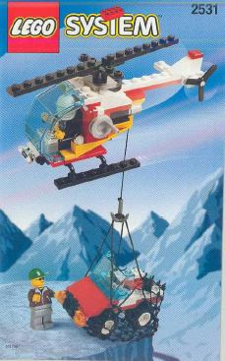2531 Rescue Chopper