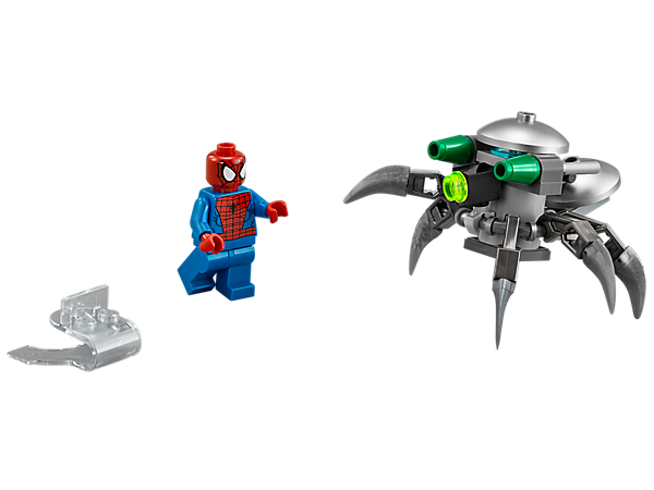 30305 Le Super Jumper de Spider-Man
