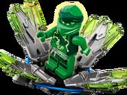 70687 Spinjitzu Attack - Lloyd 2