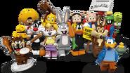 71030 Minifigures Série Looney Tunes