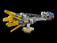 7962 Anakin Skywalker & Sebulba's Podracers 4