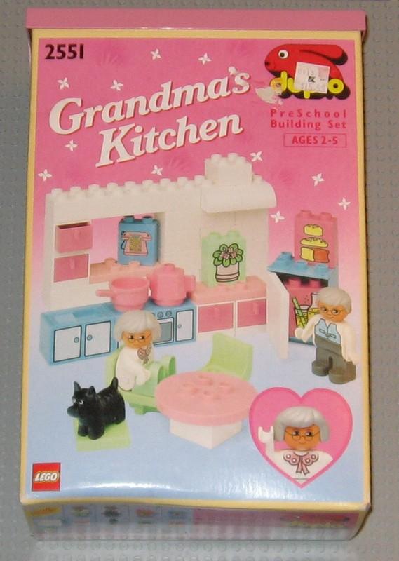 2551 Grandma's Kitchen