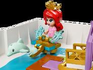 43193 Les aventures d'Ariel, Belle, Cendrillon et Tiana dans un livre de contes 7