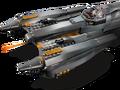 75286 Le chasseur stellaire du Général Grievous 3