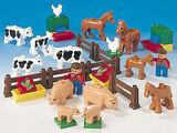 9137 DUPLO Farm Animals