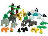 9210 Wild Animals Set