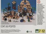 9377 Adventurers Combined Set