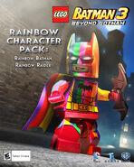 LEGO Batman 3 Rainbow Batman Pack