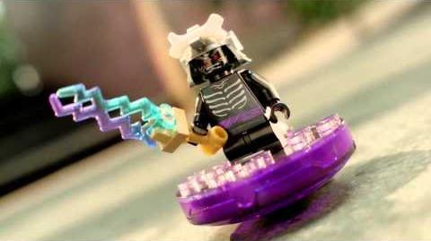 LEGO Ninjago - Sensei vs