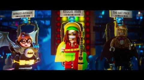 The LEGO Batman Movie - Comic-Con Trailer HD