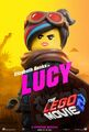 The LEGO Movie 2 Poster Lucy