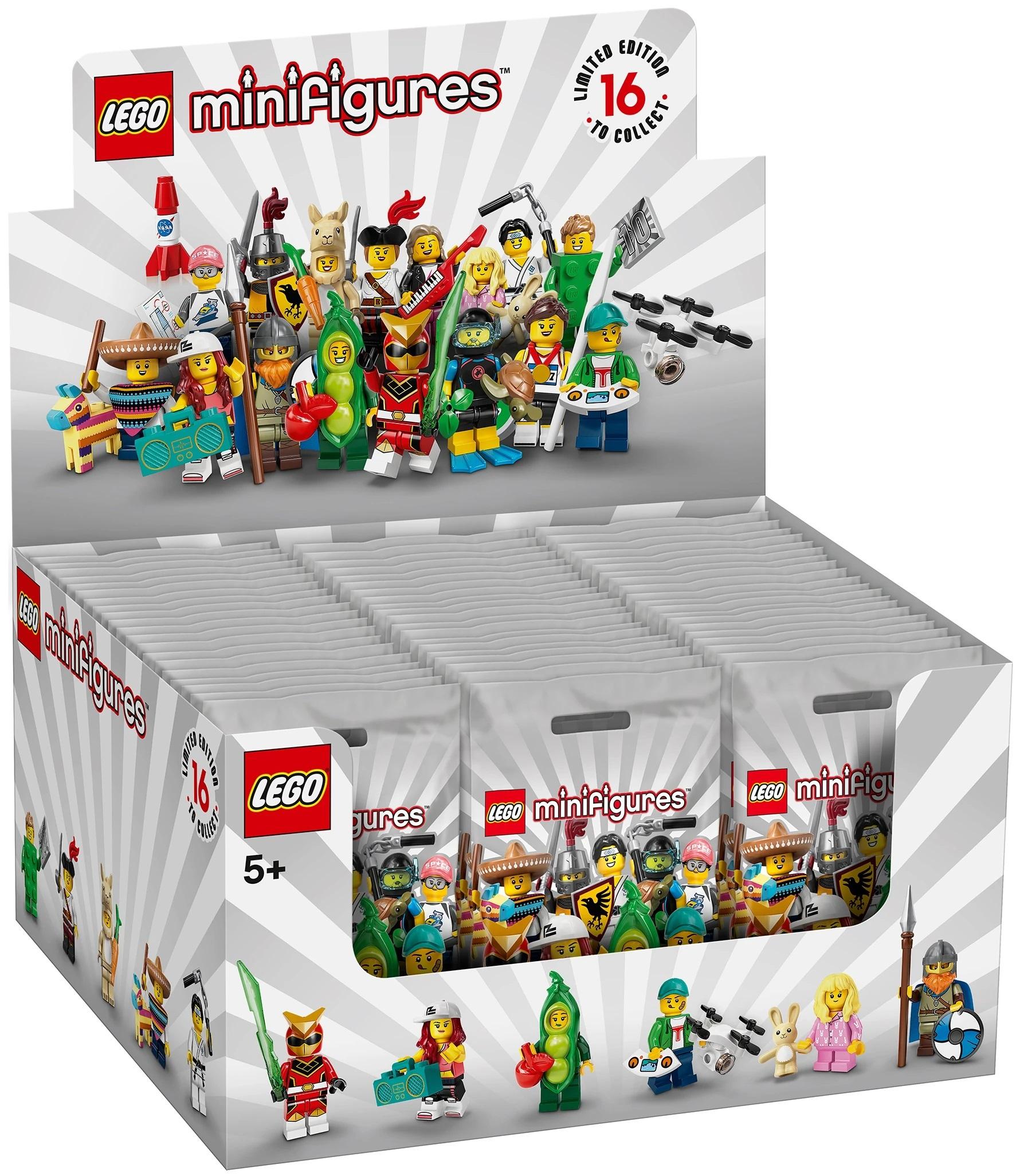 71027 Minifigures Series 20