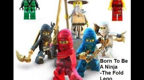 Born to be a ninja slideshow mix up