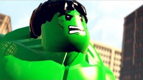 LEGO Marvel Super Heroes Les Poids Lourds Bande Annonce VF