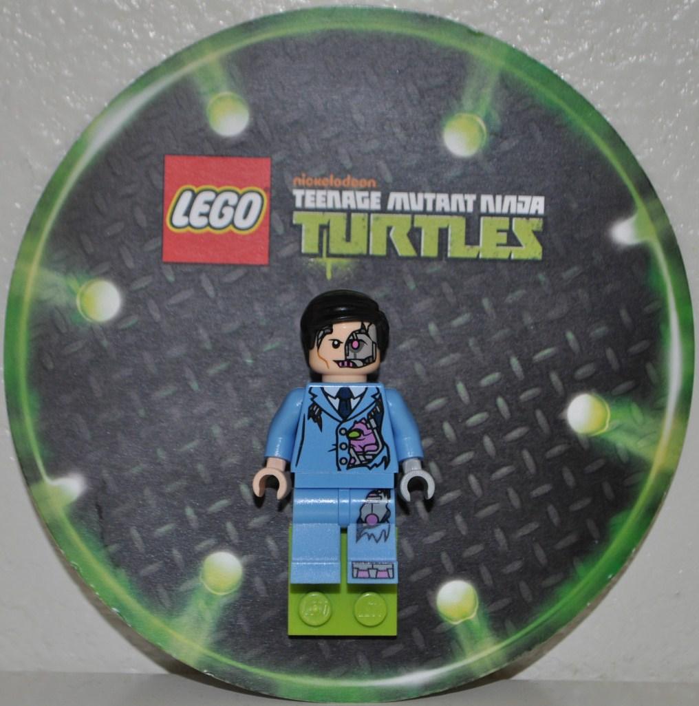 The Kraang Rockefeller Center LEGO Store Promotional Set