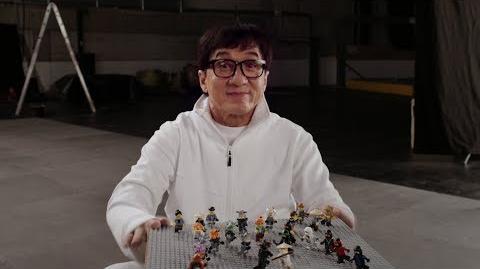 The LEGO NINJAGO Movie - Ninja Formation Featurette
