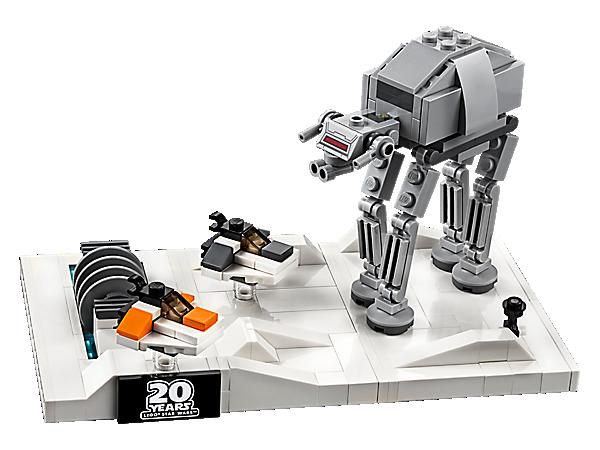 40333 La bataille de Hoth – Édition 20ème anniversaire