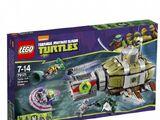 79121 Turtle Sub Undersea Chase