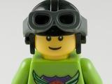 Level One Master Builder Academy Minifigure