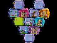 41437 Le cube de jeu de la jungle de Mia 3
