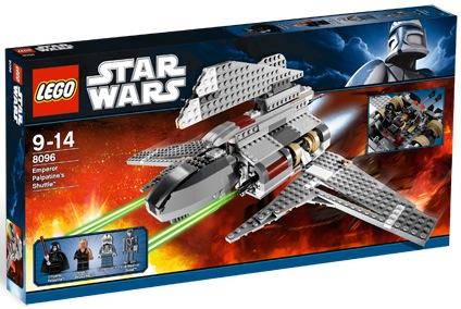 8096 Emperor Palpatine's Shuttle