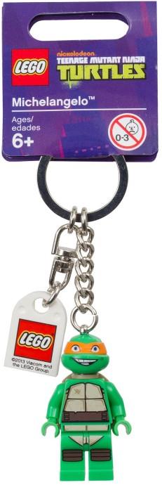 850653 Michelangelo Key Chain