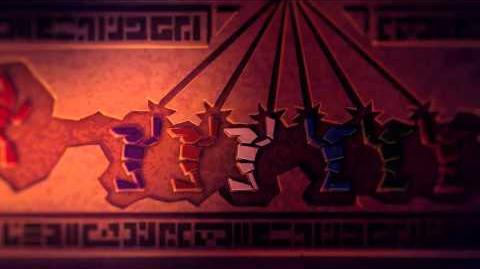LEGO® BIONICLE® minisorozat - A hősök próféciája