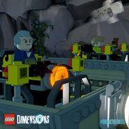 LEGO Dimensions Docteur Scooby-Doo
