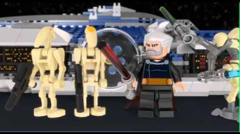 LEGO STAR WARS - The Malevolence 9515