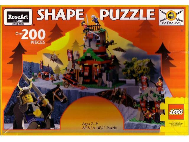 RoseArt Ninja Puzzle