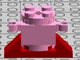 Custom:Kirby (minifig)